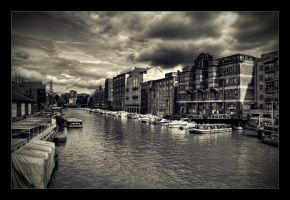 Bristol Docks by northernmonkeyz