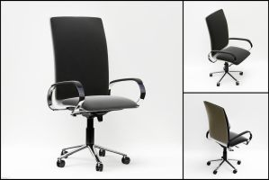 Office chair by VirtualZ
