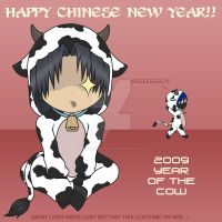 Year of the Cow by Khellendrathas