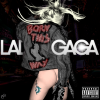Lady GaGa - Born This Way by jonatasciccone