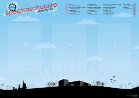 Spectrascholaire Activi. 05-06 by dnY