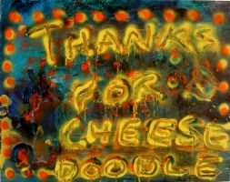 Thanks for Cheese Doodle by Ritzckrkar