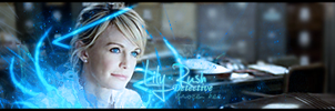 Detective Lily Rush Signature by Mad-Red-Innocence