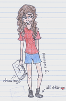 me by Mariana-S