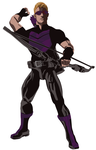 Hawkeye by CommanderBLinn