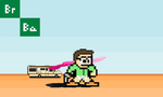 8-bit Breaking Bad by FreakaJebus