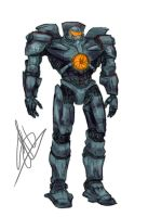 Gipsy danger by juanitawolf