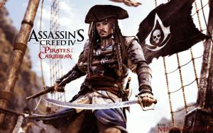 Assassins Creed 4 Black Flag Game-wide Pirates Of  by ReversalZ