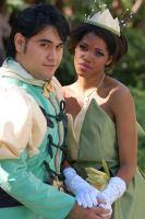 Tiana and Naveen ID by xAleux