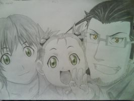 Hughes Family by mulu1
