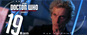 Doctor Who Series 9 - Countdown - 19 DAYS by theDoctorWHO2