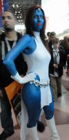 NYCC'12 Mystique-I by zer0guard