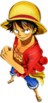 Monkey D. Luffy by PhantomRed17