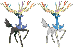Xerneas by KrocF4
