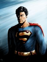 Superman by zclark