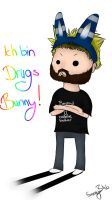 Ich bin Drugs Bunny! by SunnyBlub