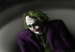 The Joker by Van-Klaunch