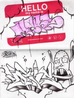 blackbook sessions by MEKS413