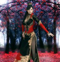 Lady Lianshi by YaninaJohnson