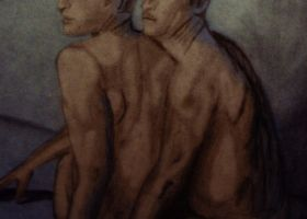 Two Naked Gay Men by NuTaboo