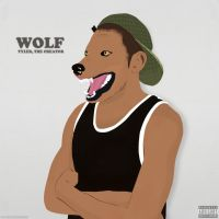Tyler, The Creator Wolf Cover by smcveigh92