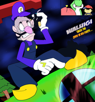 It's Waluigi Time to Shine by RB9