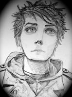 Gerard Way by bella-muerte4