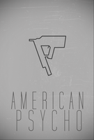 American Psycho poster by SpaceDelusion