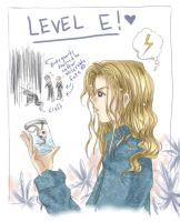 Level E fanart vvv by Hellmaster05