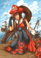 Guilty Gear May by ritchat