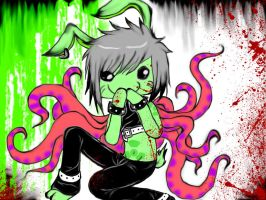 Toxic mess by Toxic-Fox-Overdrive