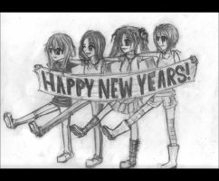 HAPPY NEW YEARS by Smileyface102g