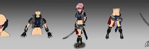 Lightning Returns FFXIII Entry by TheRebornAce