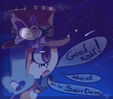 Have sweet dreams! by W-Lanier