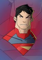 Next Superman by TheRedVampx1