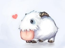 I Luv U Poro by Rayamira