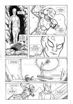 Silver Surfer Page 3 by Heat16