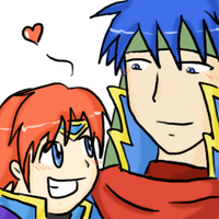 Roy x Ike by SparxPunx