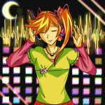 .: Young Athena Cykes- Surging Soundwaves :. by Innocentfate