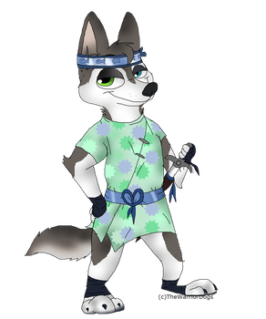 Request 2- Cimon by TheWarriorDogs