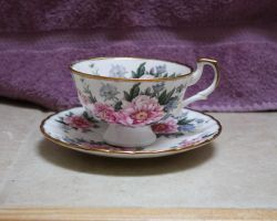 Tea Cup II by GreenEyezz-stock