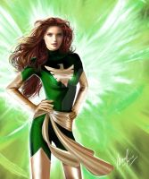 Fenix Green by Maryneim