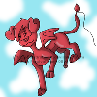 Requset-Ballon Pup by x-pinkdragon-x