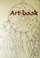 Art-Book by Evelinapoodle