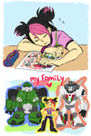 TFP family by boyvirus