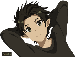 :Request: Kirito by fourstardragonball