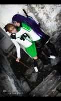 HOTD Cosplay 09 by Bastetsama-Cosplay