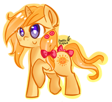 AT : Sunny Beam by Towa-towathepony