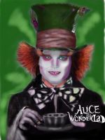 The Mad Hatter 2 by Noosha77