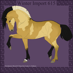 Winter Import 615 by ThatDenver
